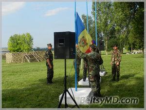 Миротворческие учения Молдовы и Украины — в Бельцах