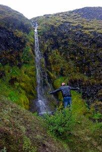 Исландия, Gjain