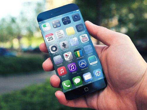 iPhone6 будет обладать огромным экраном в 4.8-дюймов