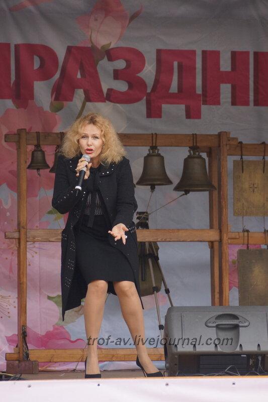Концерт в День города Москва на летней эстраде. Мемориально-парковый комплекс героев 1 Мировой войны, Москва