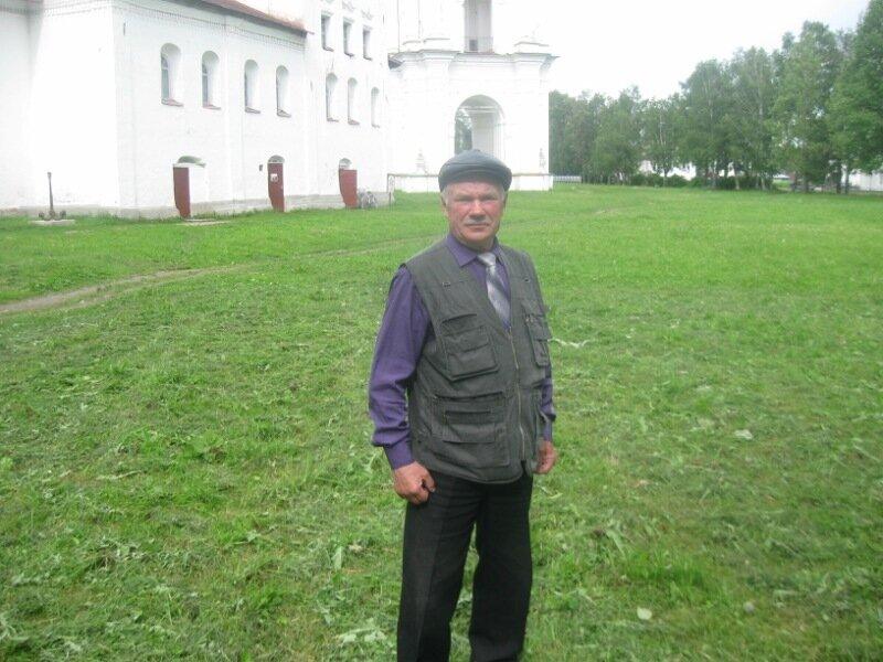 Николай Захарович Грязов