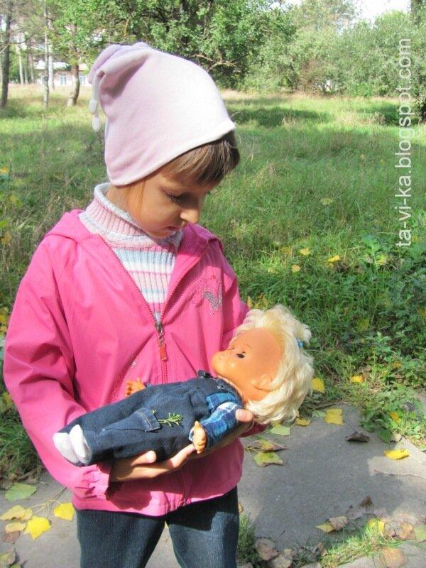 как разнообразить прогулки с детьми