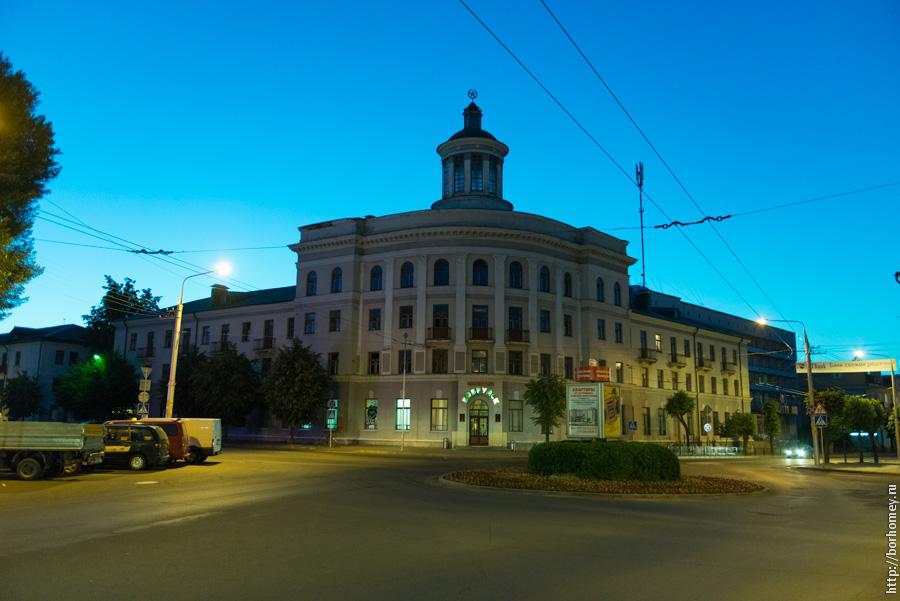 гостиница Бобруйск