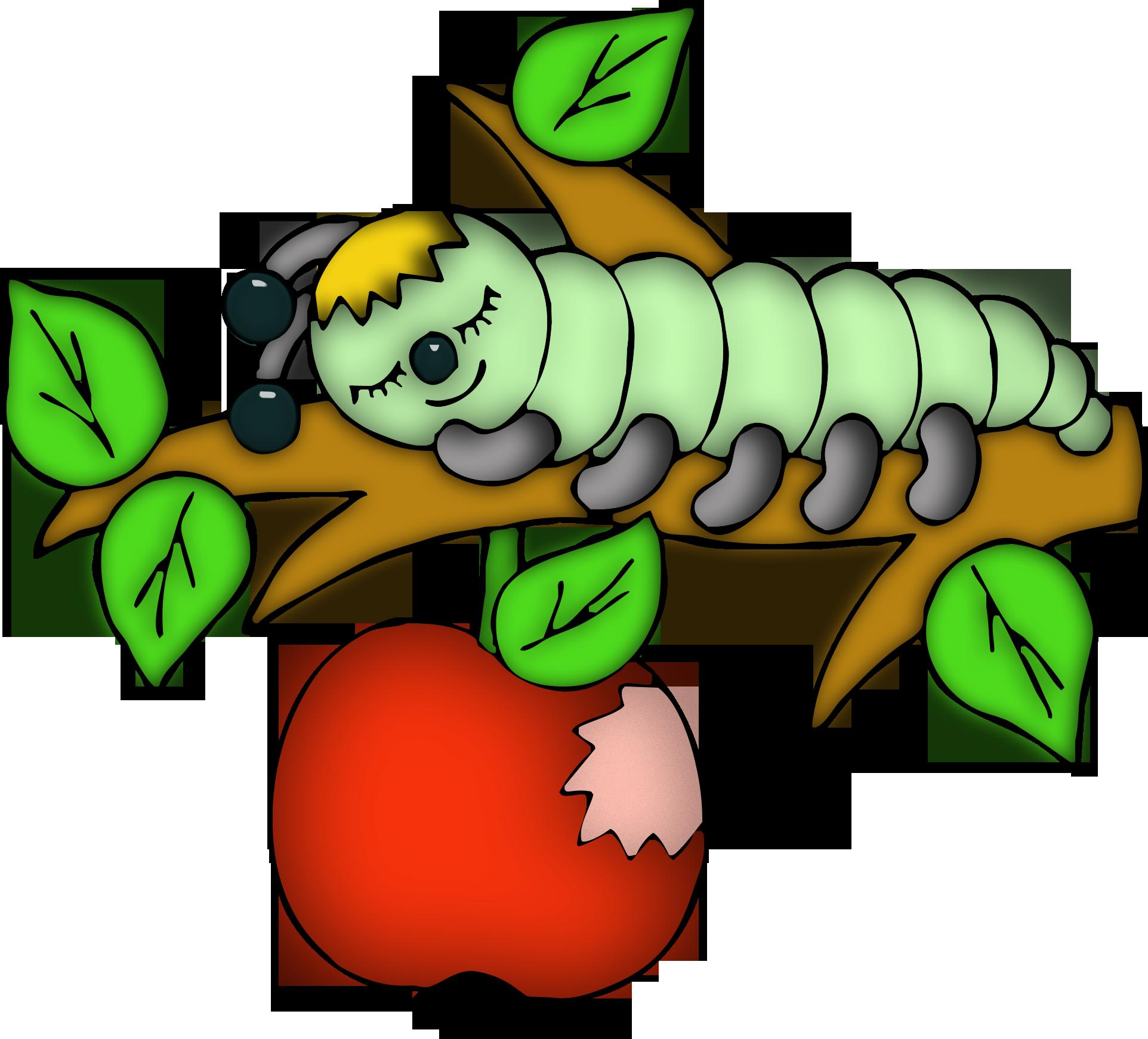 Картинки гусеница для детского сада, анимации красота картинки