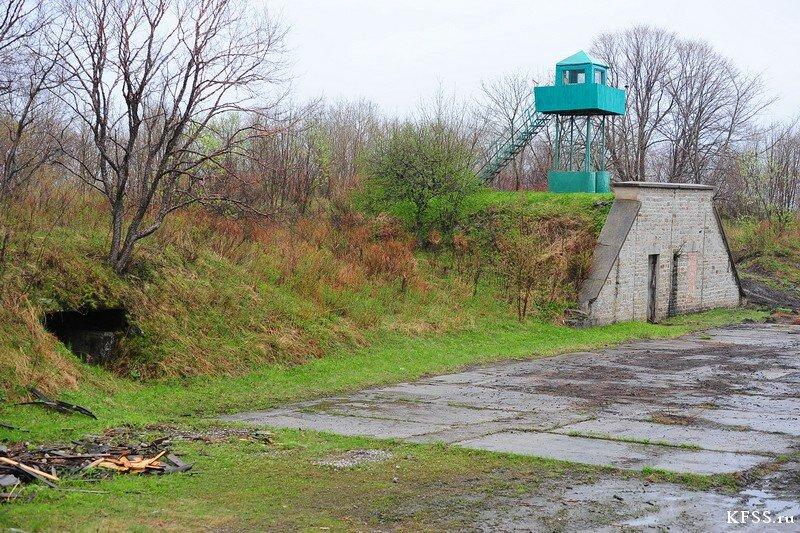 Береговые батареи Владивостокской крепости