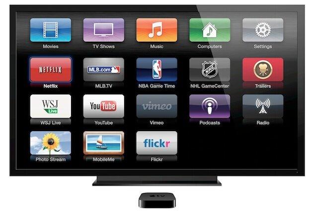 Apple Tv просмотр телевидения - фото 7