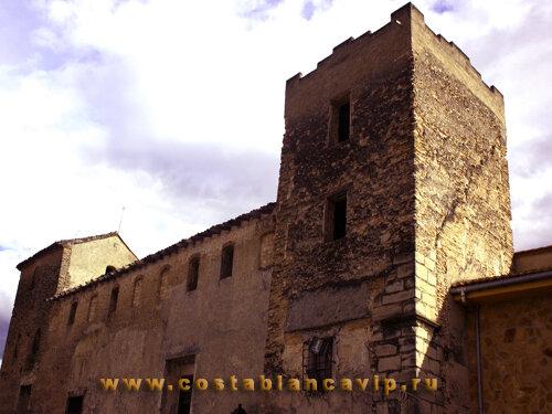 замок в Benisuera, Palacio de Benisuera, Дворец виконтов Сен-Жермен, замок в Бенисуэра, дворец в Бенисуэра, элитная недвижимость, дворянское гнездо, недвижимость в Испании, недвижимость от банка, замок от банка, дворец от банка, Коста Бланка, CostablancaVIP