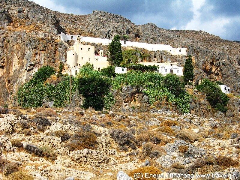 Монастырь Капса