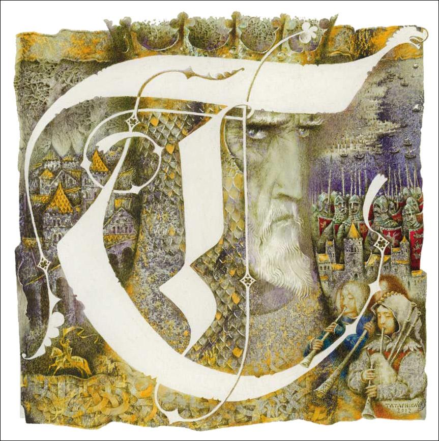 Tatarnikov, King Lear