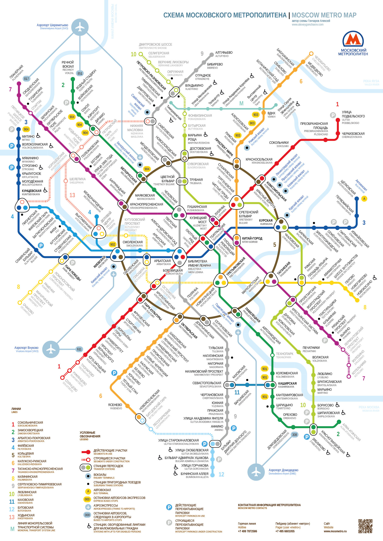 схема нового метро москва на карте гоорода