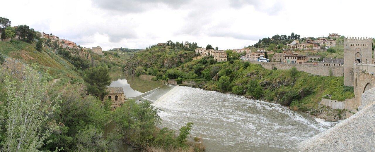 Толедо. Мост Сан-Мартин (Puente de San Martin)