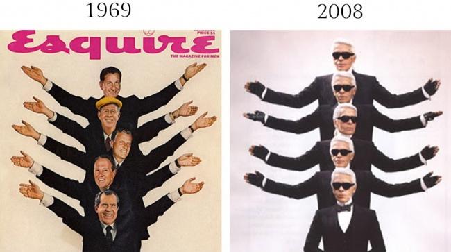 В1960-1980х годах вСША популярность президента широко использовалась всфере развлечений. Поэтому