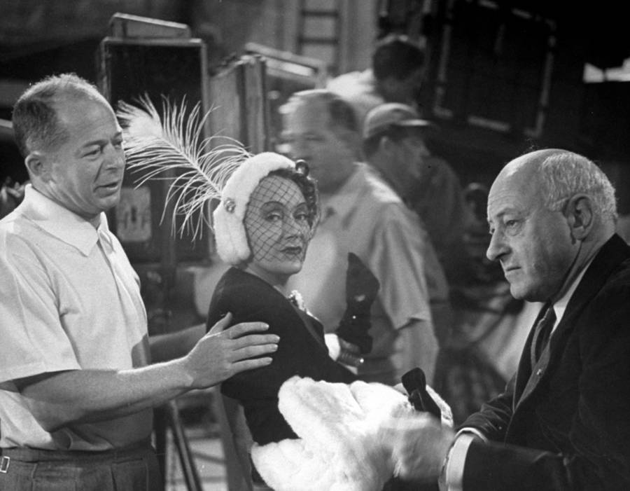 Rare 1949 Photographs of 'Sunset Boulevard' Movie Filming