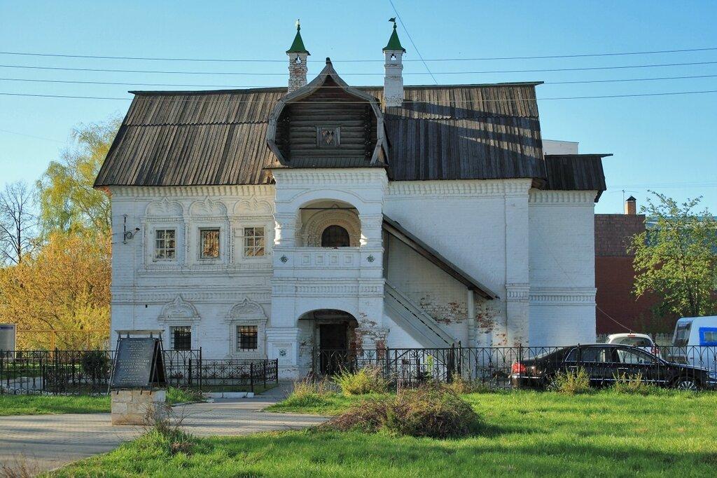 Палаты А.Олисова