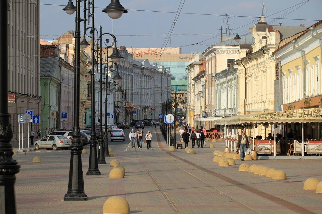 Рождественская улица, Нижний Новгород