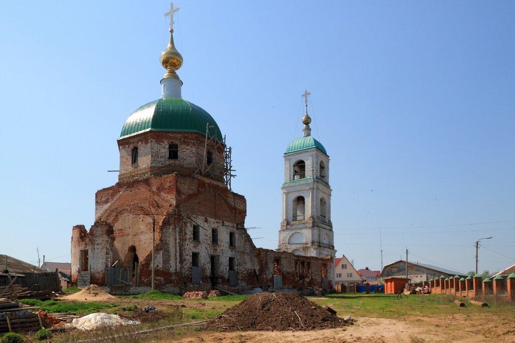 Троицкий храм в Карачарове