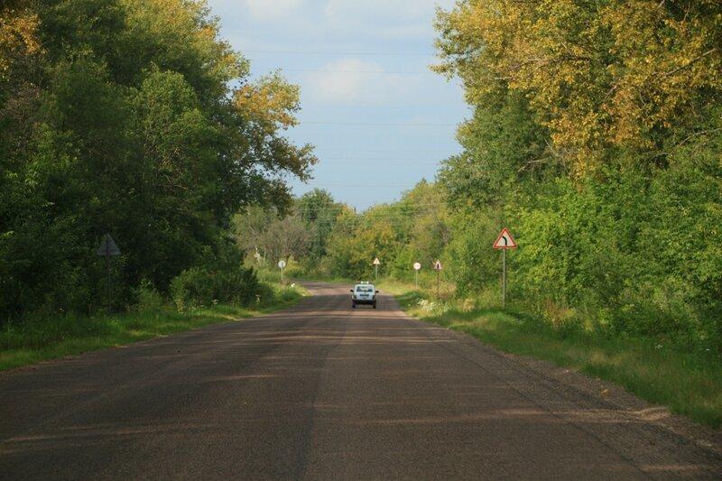 Рогачёвское шоссе