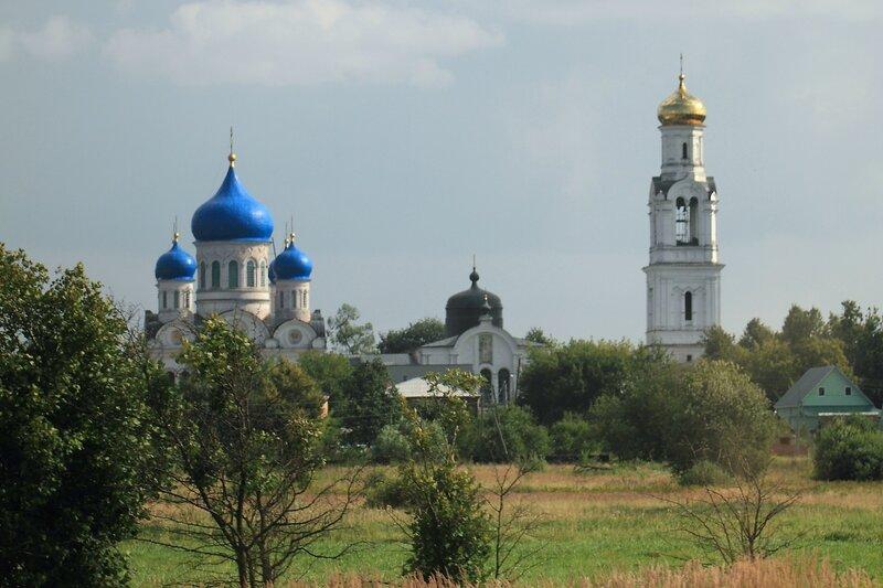 Никольский храм в Рогачёве