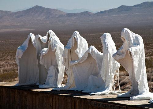 Привидения в Долине Смерти