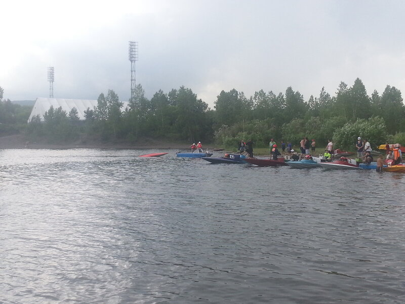 Чемпионат России 2013 10 миль и 2-й этап Первенства РФ 4х7,5 миль