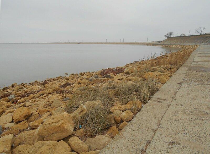 Обнажение камней прибрежных, прибетонных ... DSCN4161.JPG