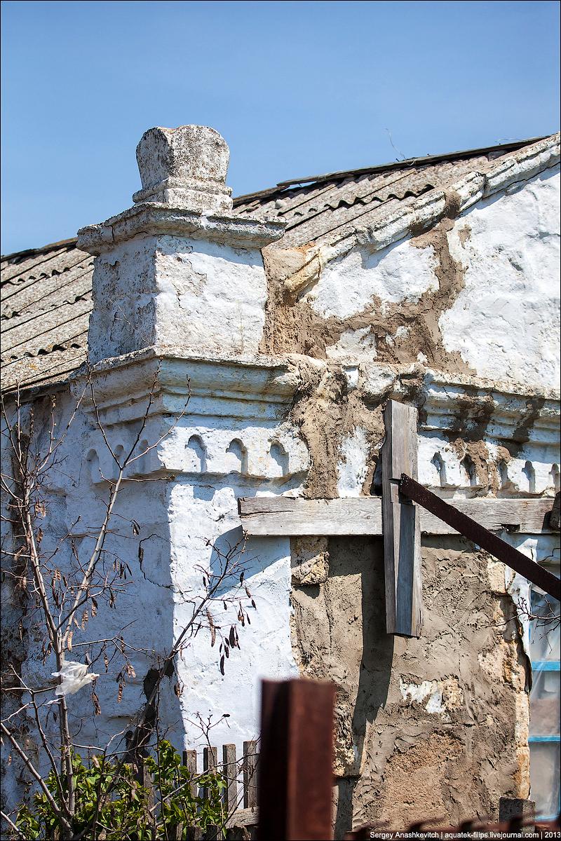 Контрасты некурортного Крыма