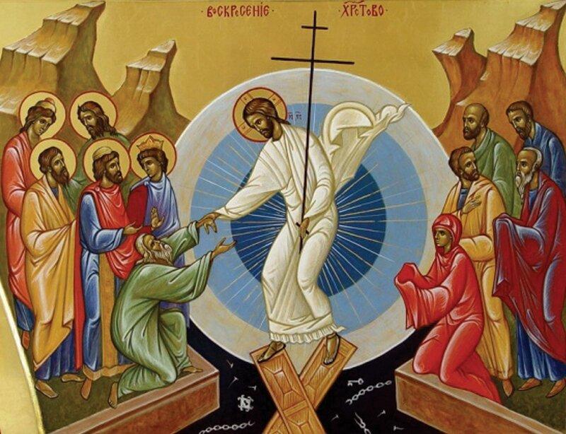 14 мая — День поминовения усопших Радоница