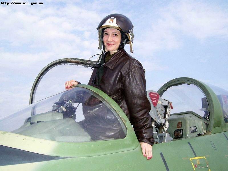 Девушки воздушных сил