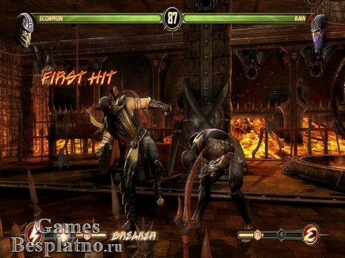 Mortal Kombat. Komplete Edition / Смертельная Битва. Полное Издание