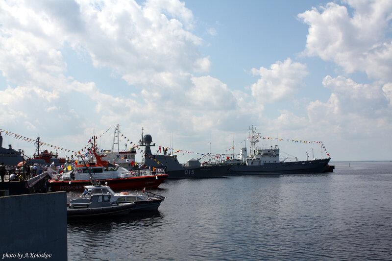 Международный военно-морской салон 2013