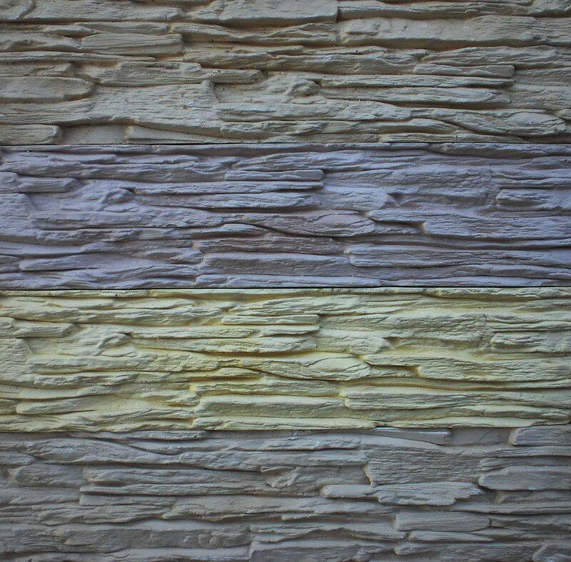 Плитка фасадная Выветренный сланец