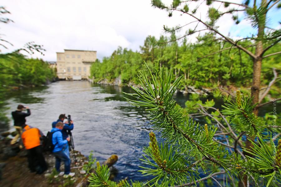0 cd460 d319b703 orig Янискоски ГЭС на реке Паз