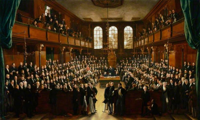 Палата общин 1833