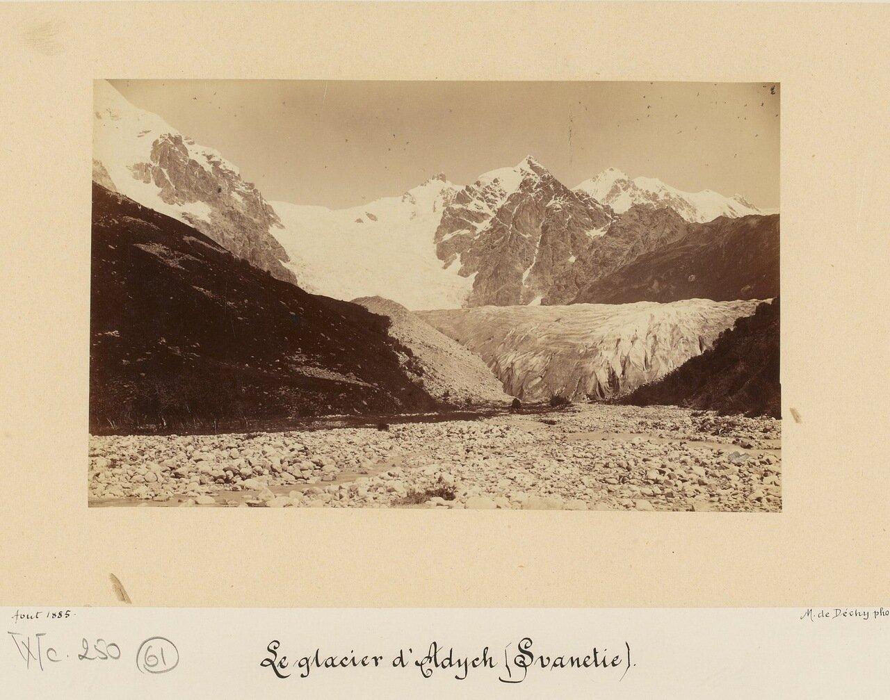 Ледник Адич (Сванетия)