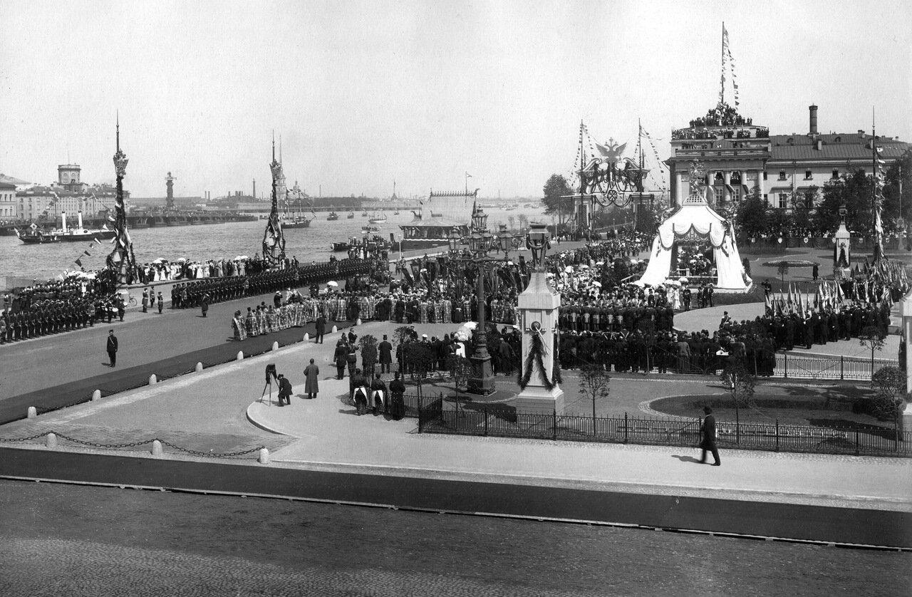 Празднование 200-летия Петербурга. 1903 г.