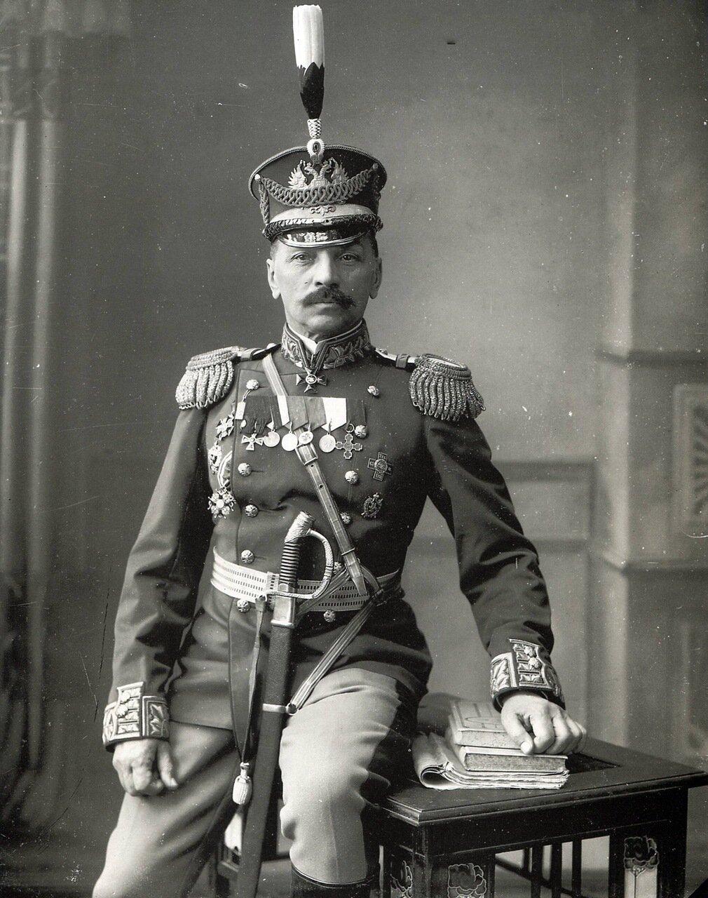 Генерал Войцеховский.