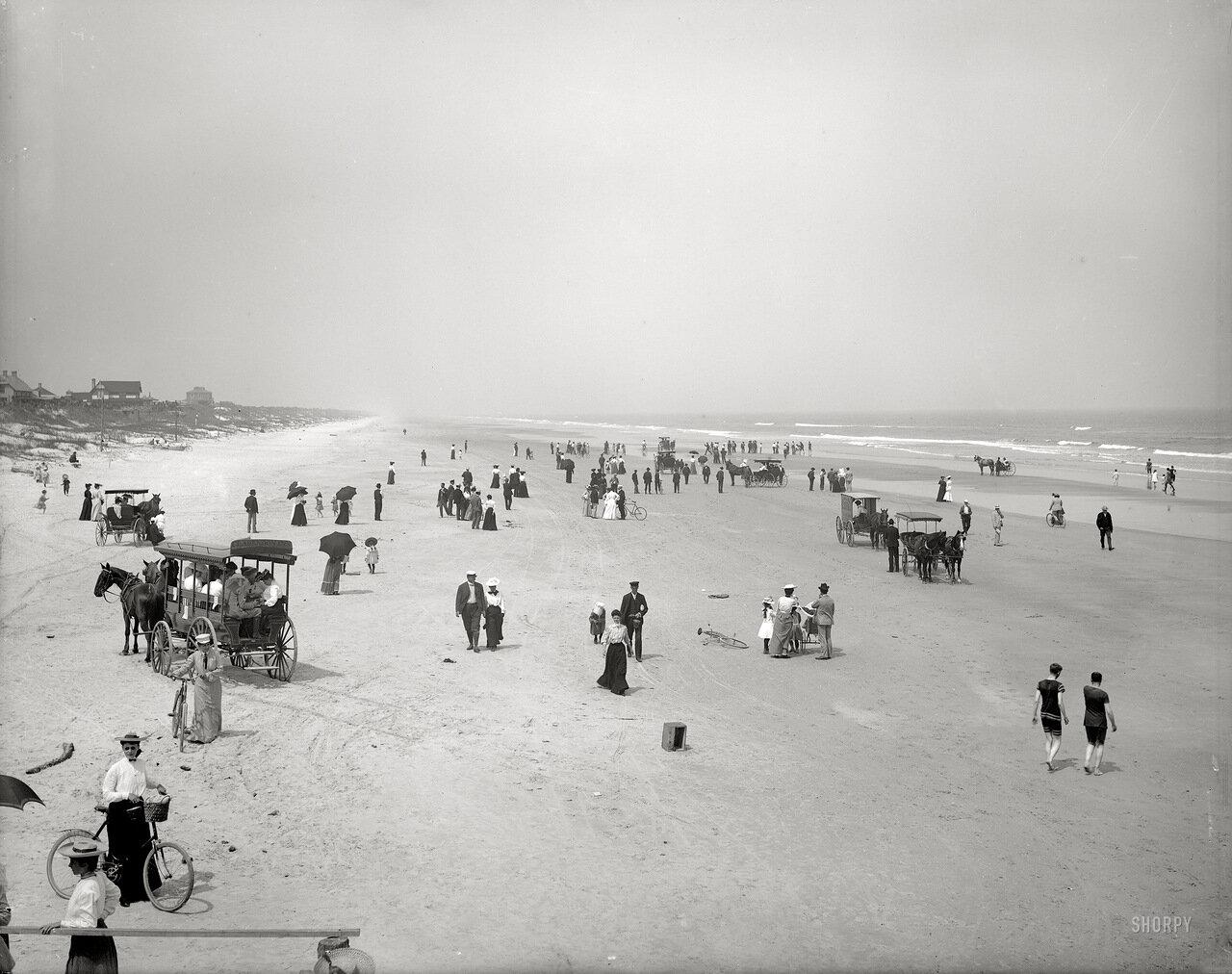 1904. Дейтона-Бич