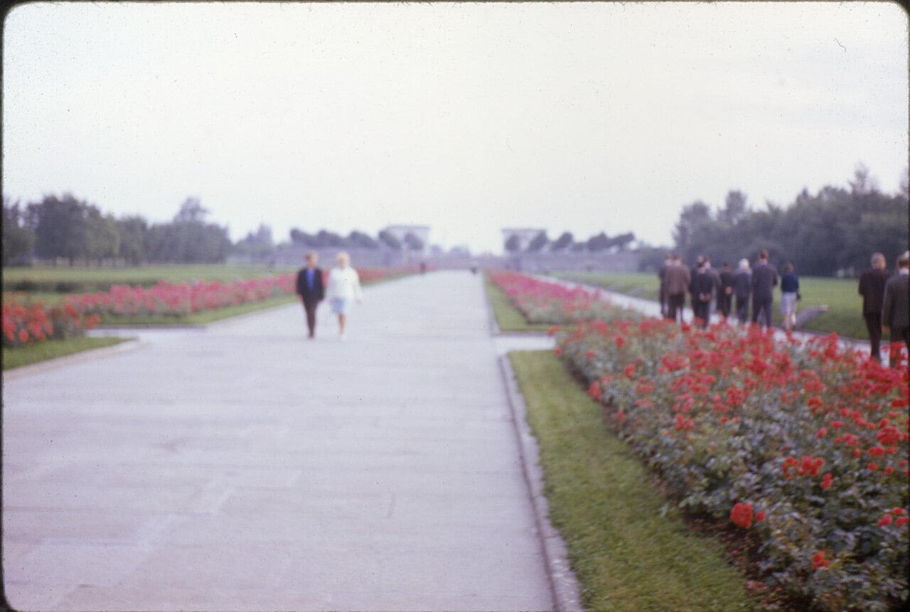 Пискаревский парк