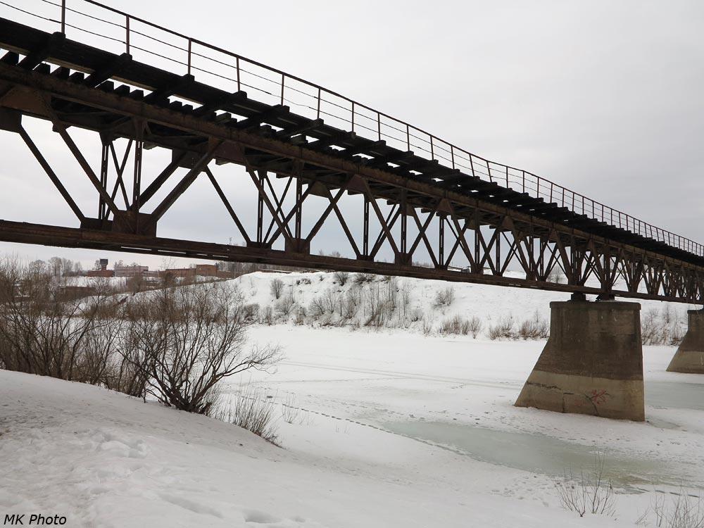 Мост через р. Чепца