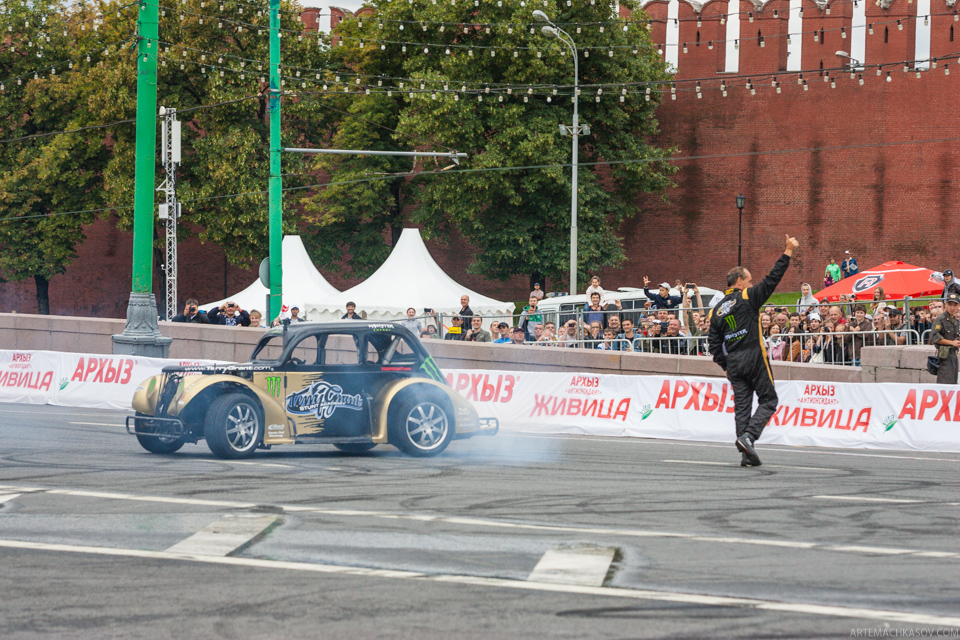 Moscow City Racing 2013