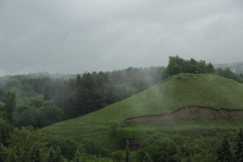 Кисловодск. Туман