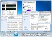 Microsoft Windows 7 SP1 x64 RU Lite IX-XIII 5x1 COLLECTION.64 v2