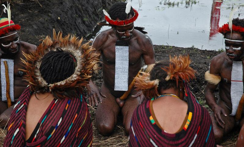Секс ритуал аборигенов