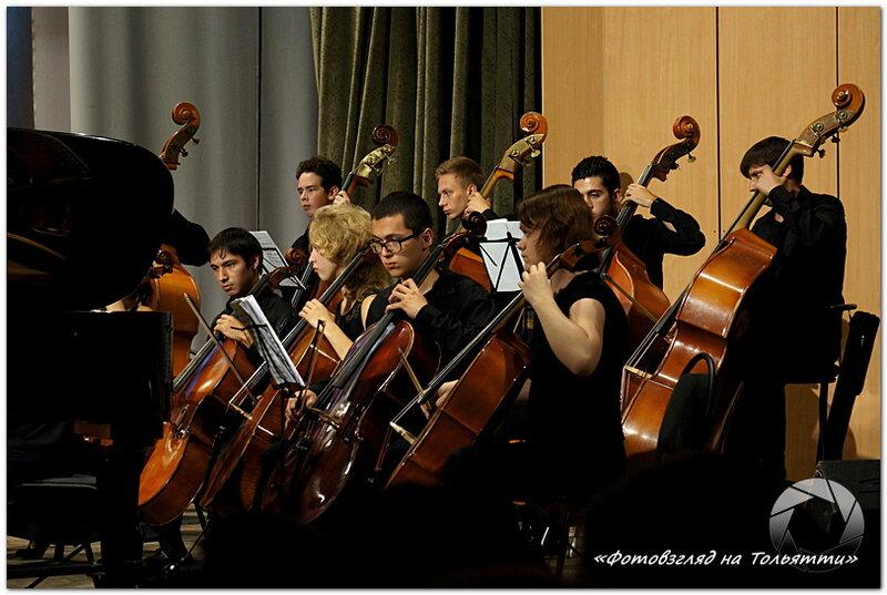 Гала-концерт фестиваля Классика Open fest
