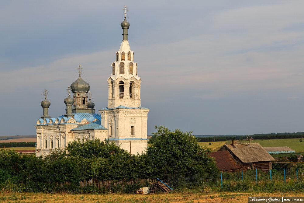 Егидерево, церковь иконы Божией Матери «Всех скорбящих Радость»