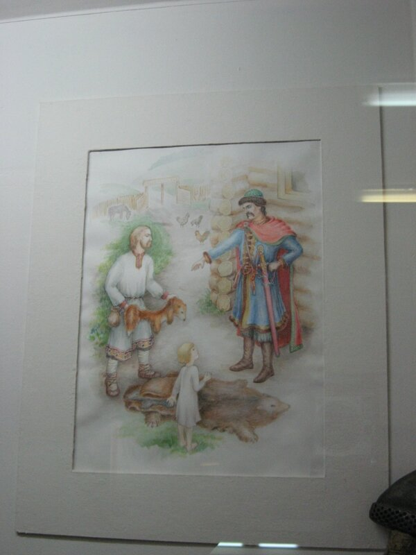 курск, музей археологии