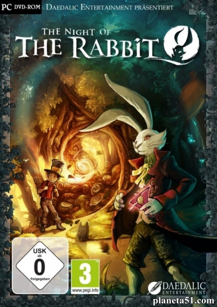 The Night of the Rabbit (2013/RUS/ENG/MULTI7/Repack)