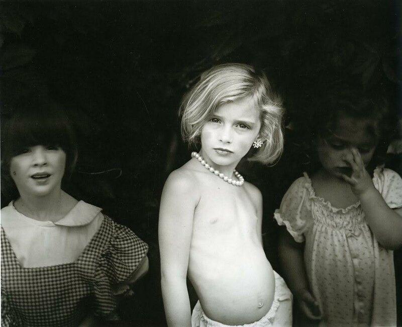 Салли Манн, фотографии как скандалы