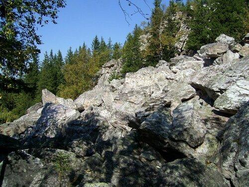 Каменные реки