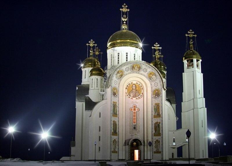 Храм Вознесения Господня (24.07.2013)
